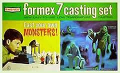 Emenee Formex 7 Casting Set