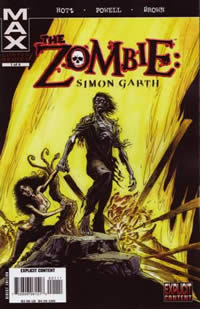 TheZombie Issue One