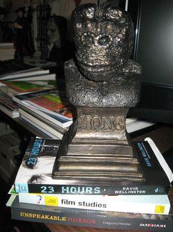 King Kong bust