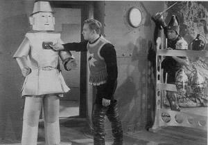 Phantom empire robot