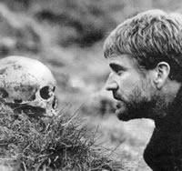 Hamlet ponders death