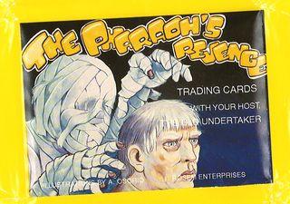 The Pharaoh's Revenge wrapper