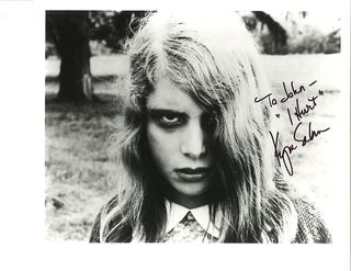 night of the living dead, kyra