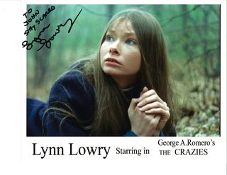 lynn lowry the crazies