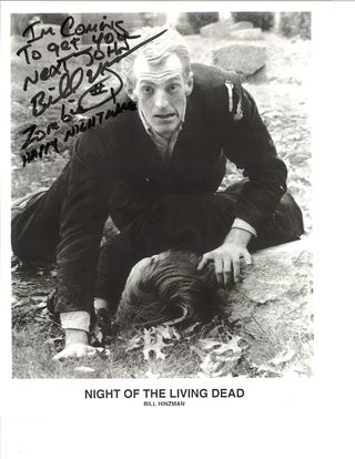 night of the living dead bill zombie