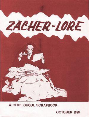 zacherley fanzine 1