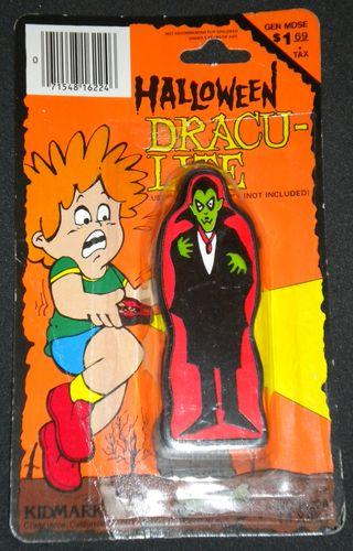Kidmark halloween dracu-lite