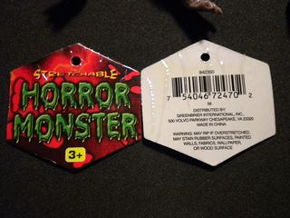 halloween stretchable horror monsters