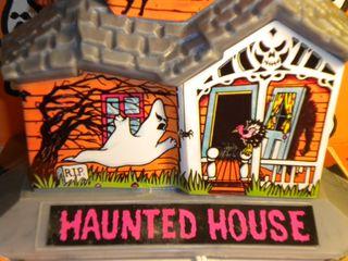 Halloween Haunted House Nite-Lite
