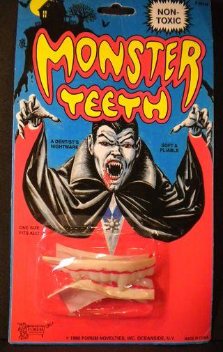 Halloween Monster Teeth