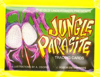 Jungle Parasite wrapper