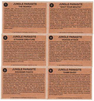 Jungle Parasite