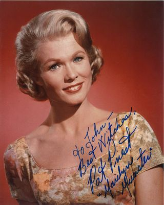 pat priest the munsters