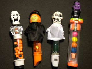 halloween whistle toppers
