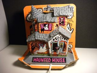 Halloween Haunted House Nite-Lite