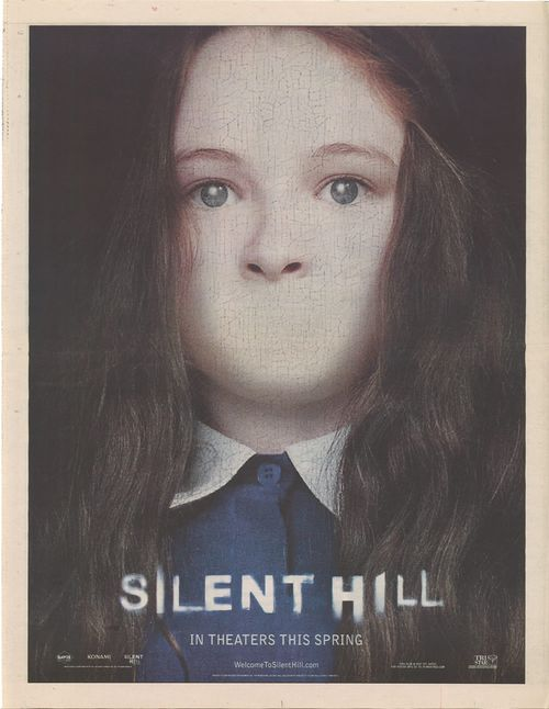 silent hill movie herald