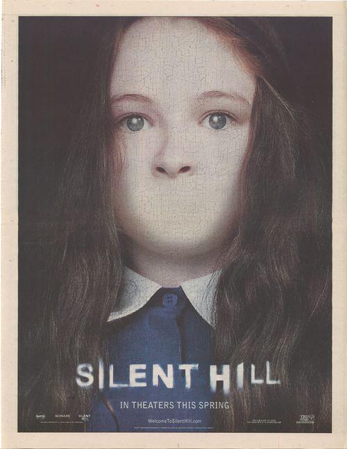 silent hill movie herald