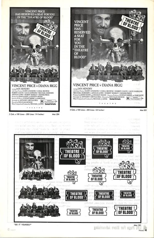 theater of blood pressbook