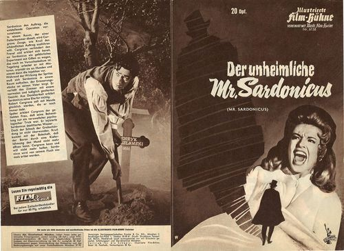 mr.sardonicus pressbook
