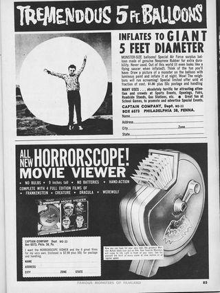 Monster viewer