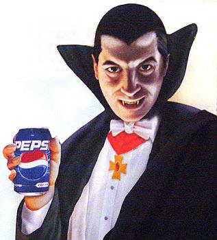 Pepsi-dracula