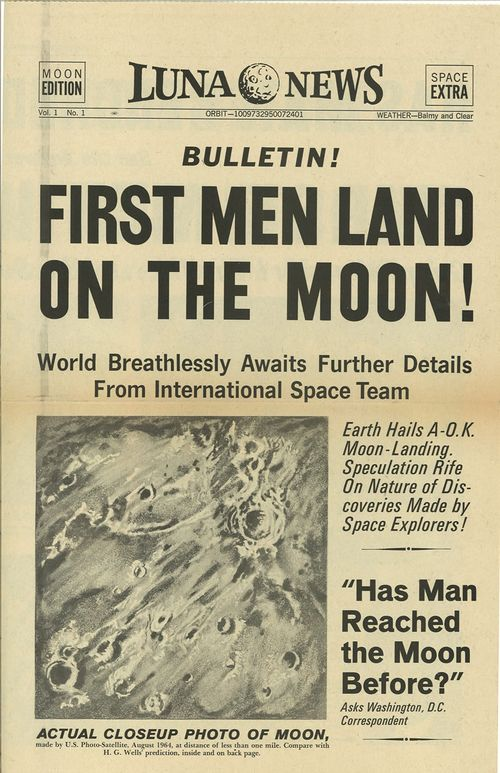 first men in the moon herald