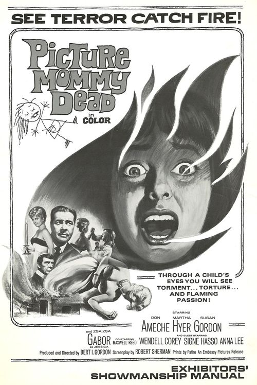 picture mommy dead pressbook