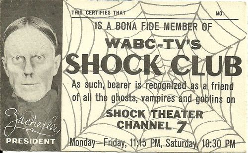 shock club card