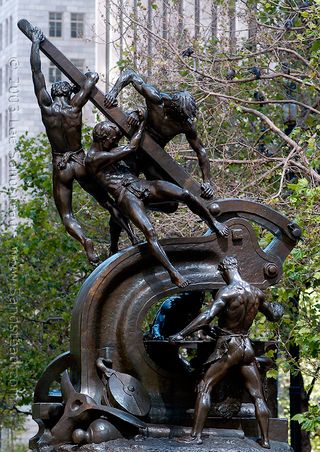 TILDEN_Douglas_Mechanics_Monument_installed_1899_bronze