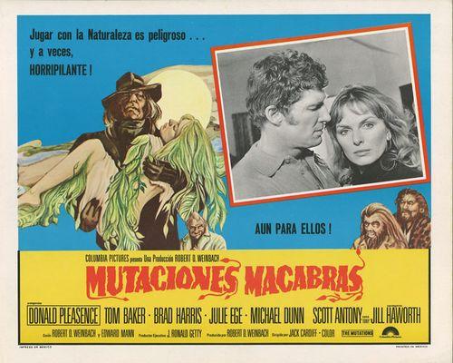 mutaciones macabras mexican lobby card