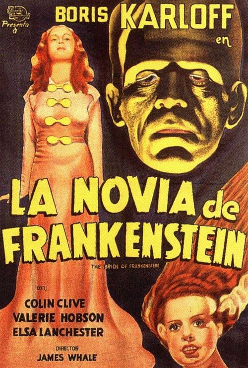 Karloff movie poster