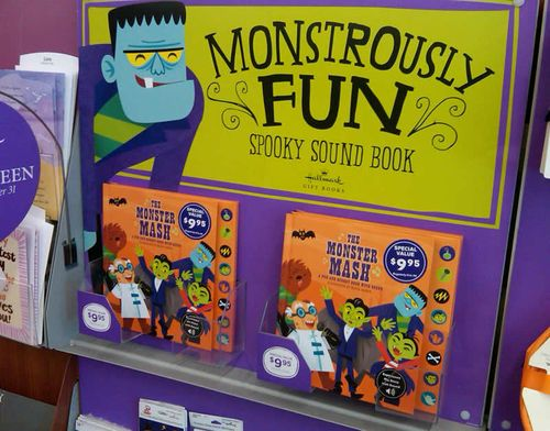 monster mash book