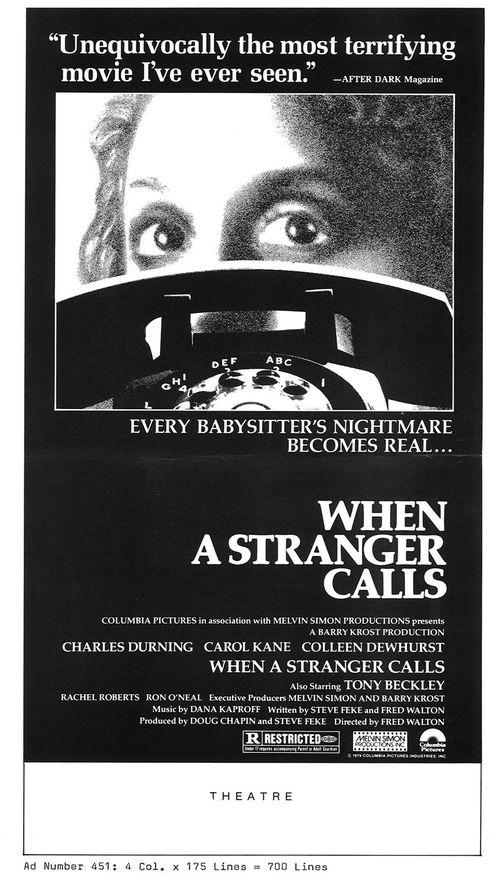 when a stranger calls pressbook