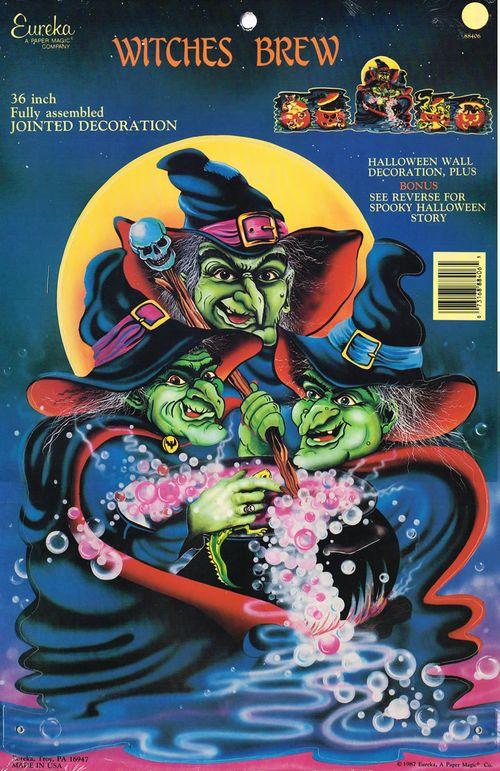 eureka halloween witches brew