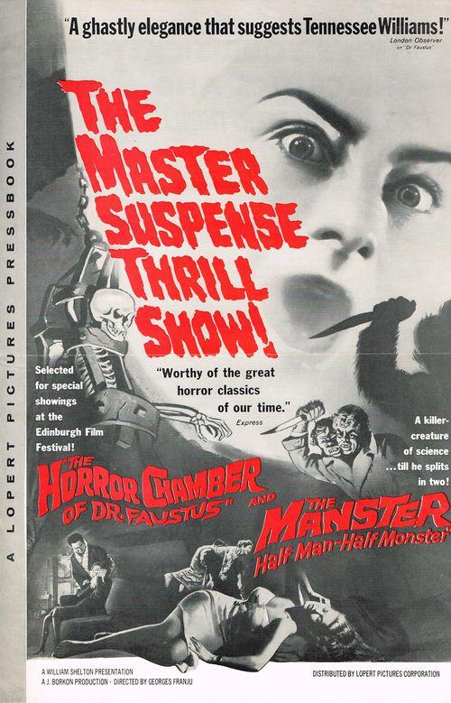 the manster pressbook