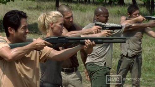Walking Dead television