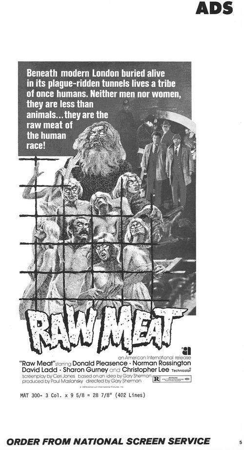 raw meat pressbook