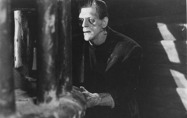 Ghost In The House Of Frankenstein Frankenstein 1931