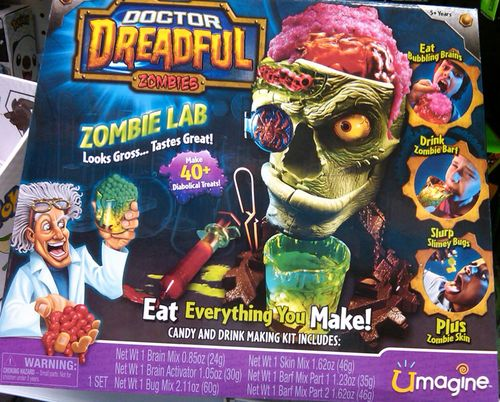 dr. dreadful zombies
