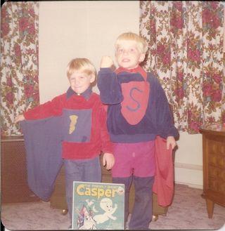 Superheroes (1974)
