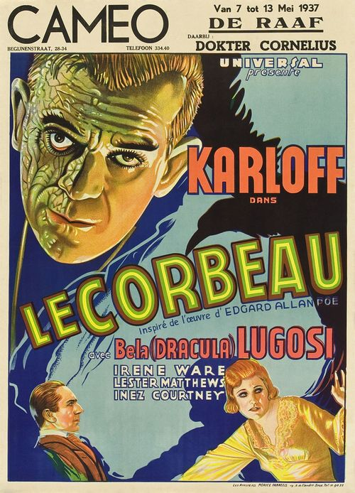 Karloff movie poster