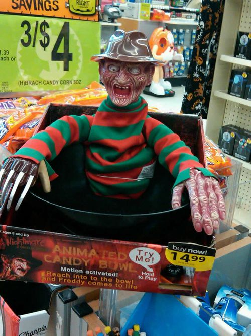 freddy treat bowl
