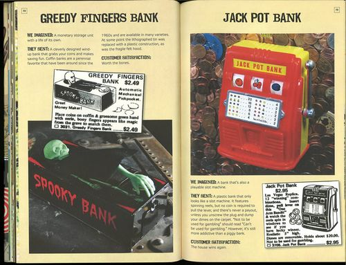 spooky bank mail-order