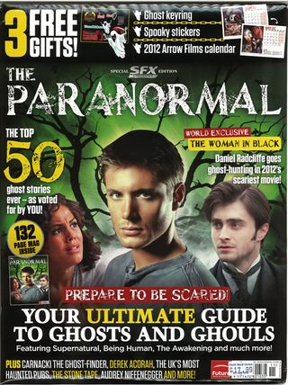the paranormal magazine