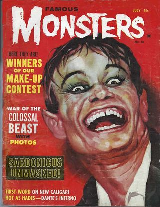 famous monsters 18