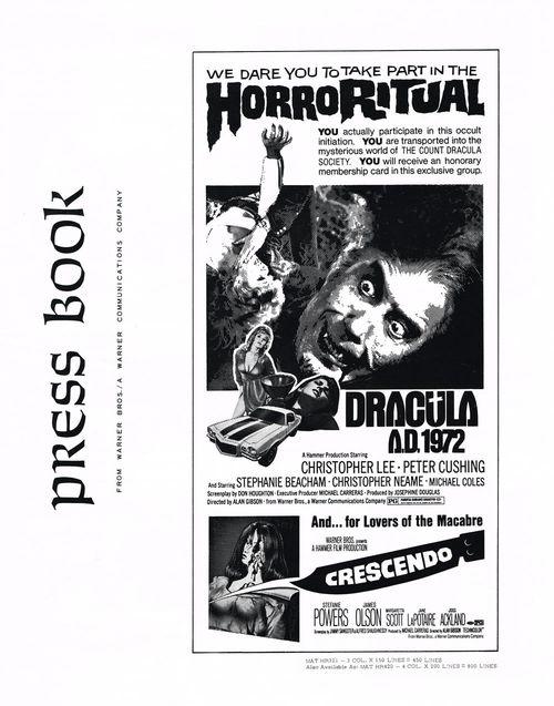 dracula a.d. pressbook