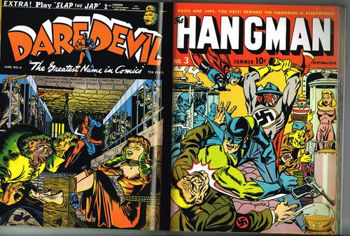 daredevil the hangman golden age comic book