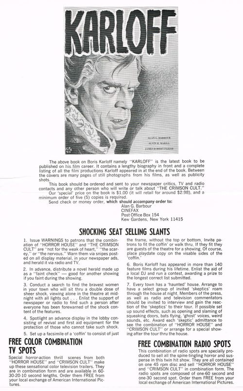 crimson cult pressbook
