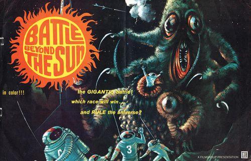 battle beyond the sun pressbook