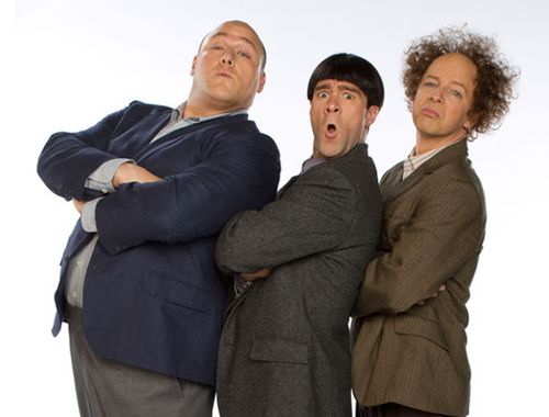 The Three Stooges movie